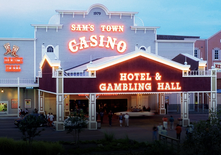 Sam's town casino resort tunica ms