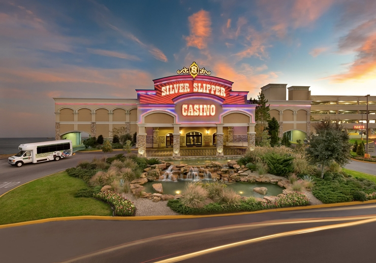 Bay Saint Louis Silver Slipper Casino & Hotel