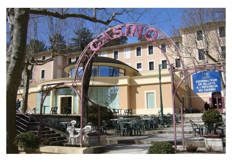 Casino de all gre les fumades infos et offres casinosavenue - Office de tourisme allegre les fumades ...