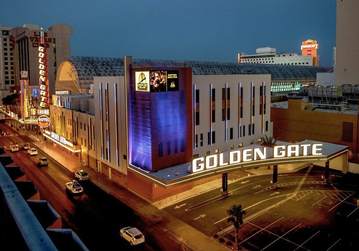 Las Vegas Golden Gate Casino