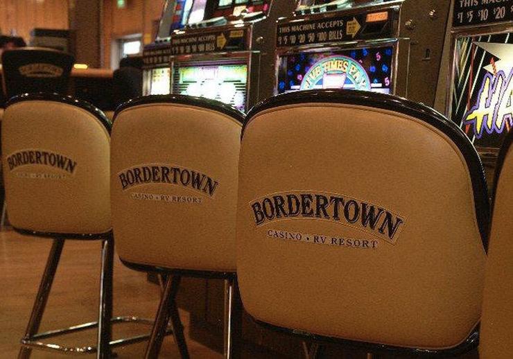 Bordertown Casino Rv Resort Reno Nevada