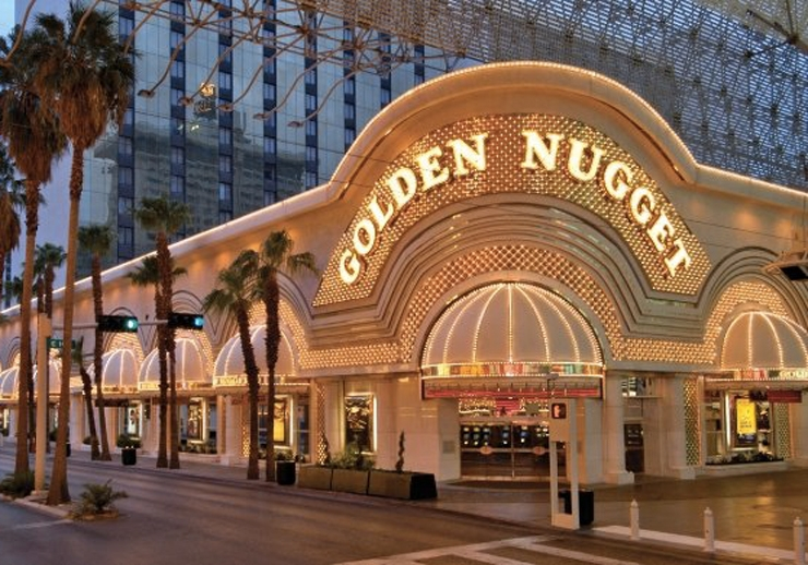 Las Vegas Golden Nugget Hotel & Casino