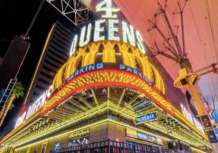 Las Vegas Four Queens Casino & Hotel