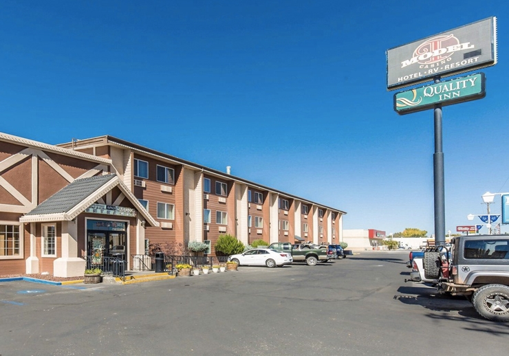 Winnemucca Model T Casino & Hotel