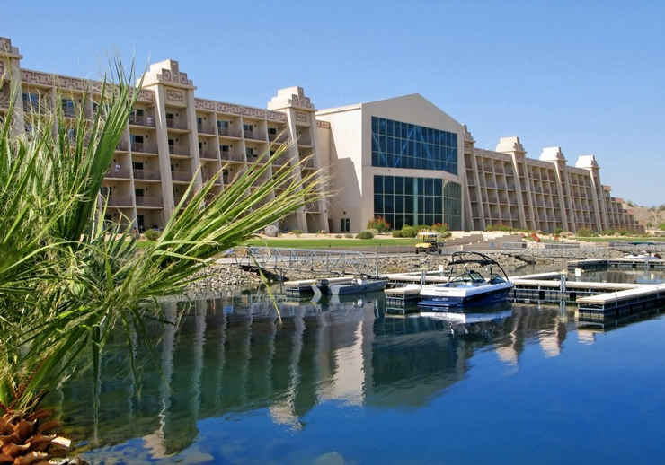 BlueWater Resort & Casino Parker
