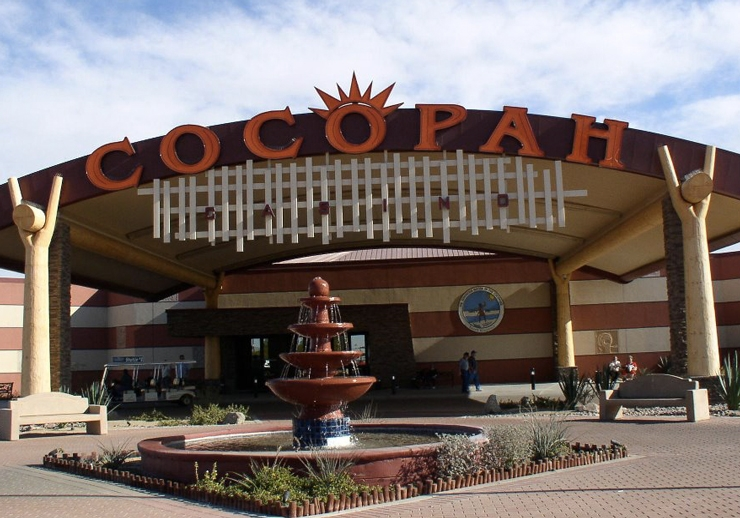 Cocopah Casino & Resort Somerton