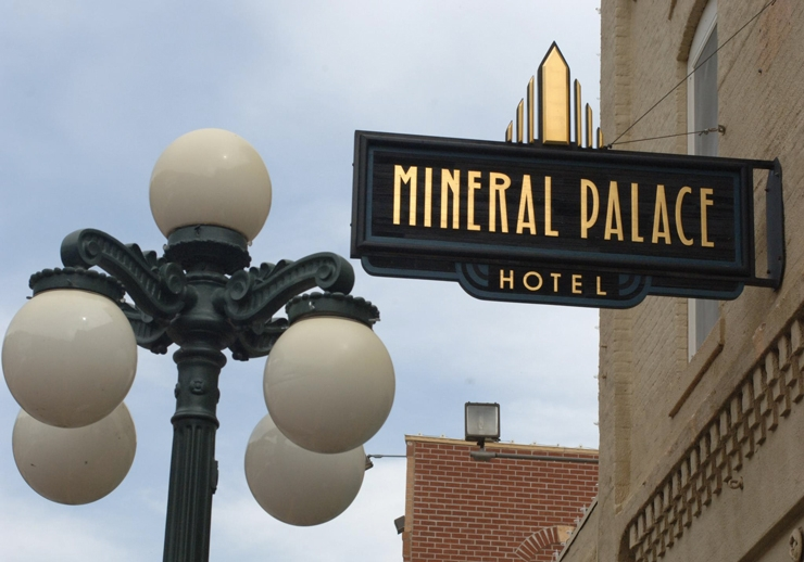 Deadwood Mineral Palace Casino & Hotel