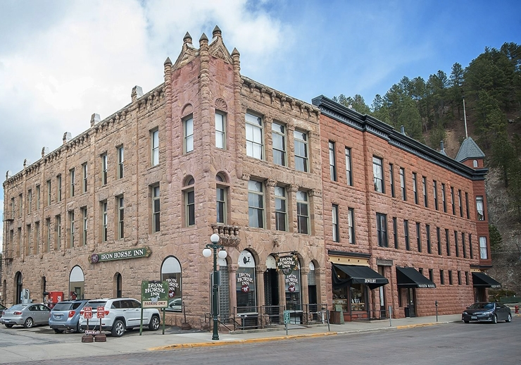 Deadwood Iron Horse Inn Casino & Hotel