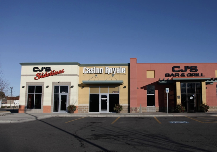 Casino Royale Billings