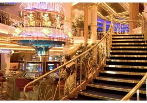 admiral casino restaurant sphinx