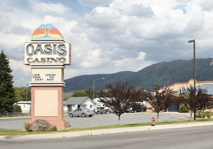 Butte Oasis Casino & Restaurant