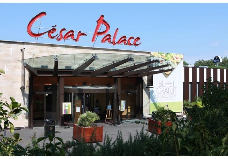 casino joa de saint paul l s dax cesar palace infos et offres casinosavenue. Black Bedroom Furniture Sets. Home Design Ideas