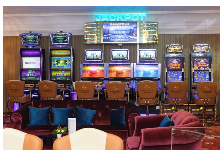 Palms Bet Casino Burgas