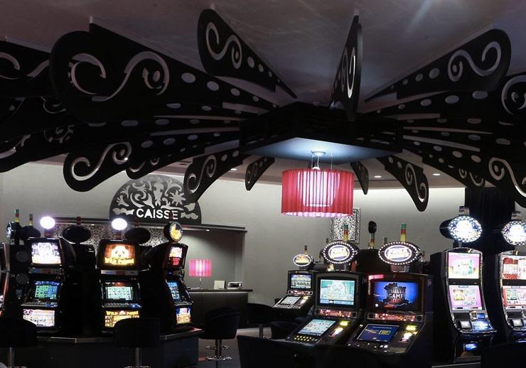 Hauteville casino soiree