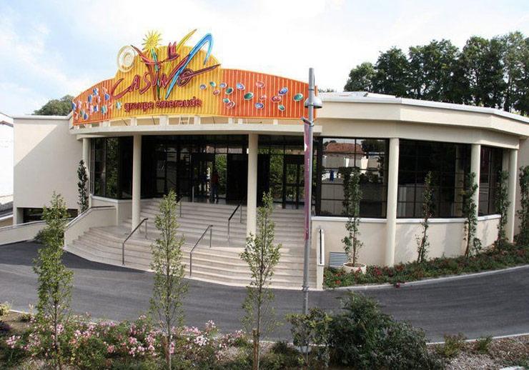 Casino Bourbonne Les Bains Noel