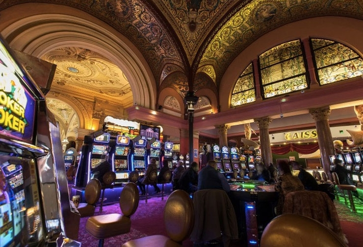 La brasserie du casino - restaurant du casino grand cercle aix-les-bains roulette how does the money work
