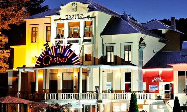 Casino saint nectaire 63 boutique baccarat bijoux paris