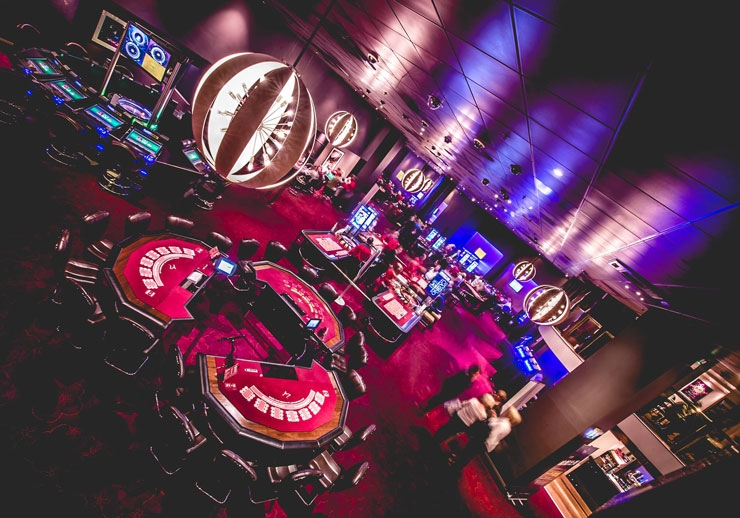 Newcastle Aspers Casino