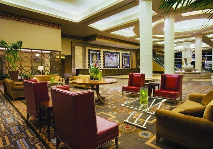 Caesars casino windsor rooms