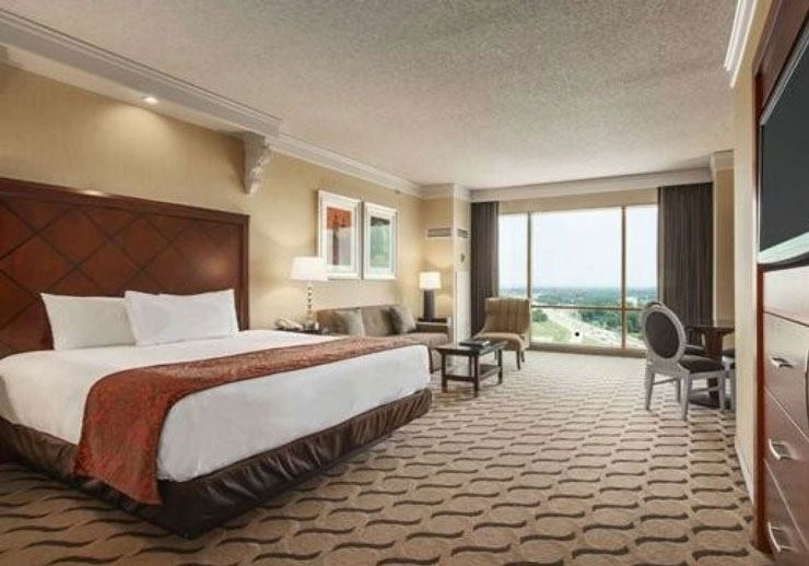 Premium Room - Horseshoe Bossier City Hotel