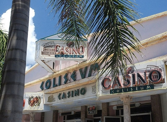 Coliseum Princess Casino Philipsburg Sint Maarten