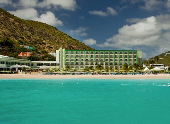 Golden Casino Philipsburg & Sonesta Great Bay Beach Resort Sint Maarten