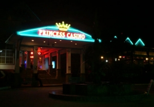 Princess casino sint maarten