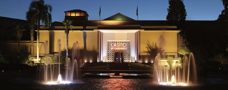 Casino Marrakech & Es Saadi Hotels