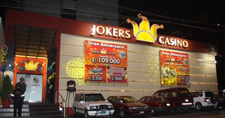 Cirsa Jokers Casino Miraflores Lima
