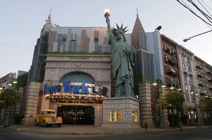 New York Casino San Luis
