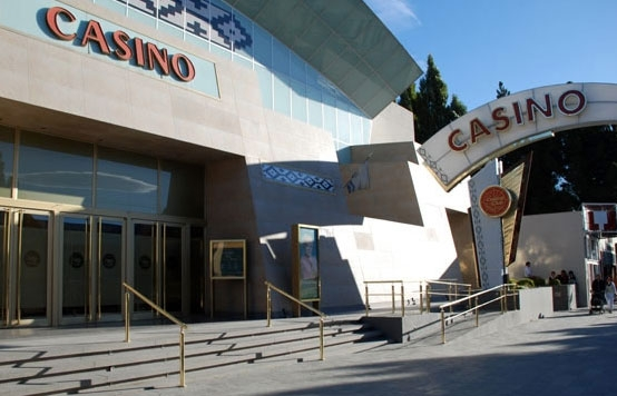 Casino Club El Calafate Santa Cruz