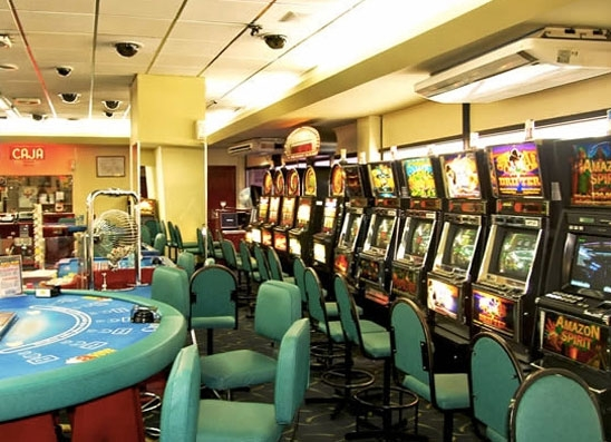 The Casino-Sensational Slots and Table Games near San Jose