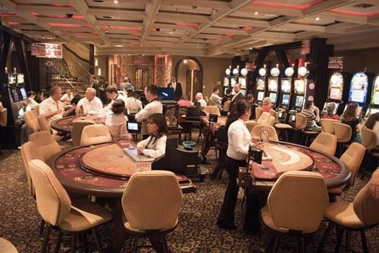 Titan gambling