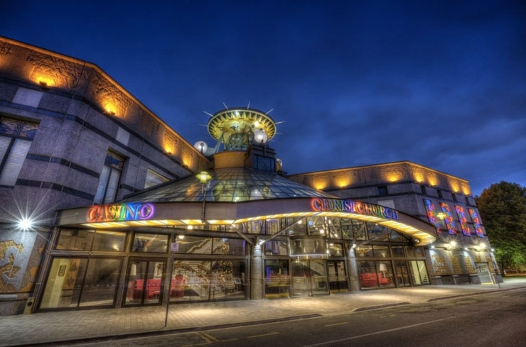 Casino Christchurch