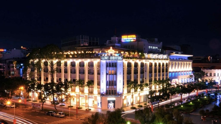 Rex Hotel & Galaxy Saigon Club Casino Ho Chi Minh
