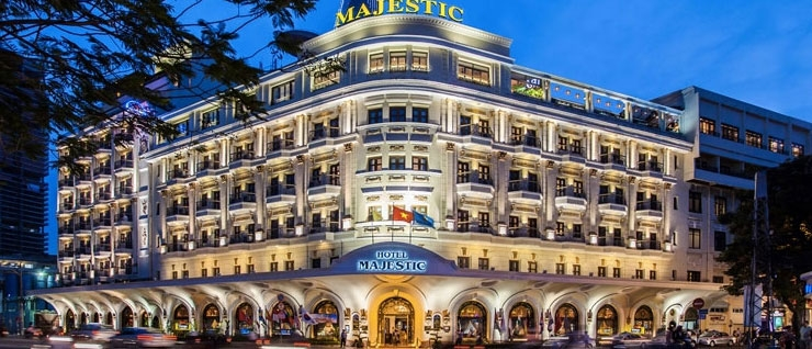 Majestic Saigon & M Club Casino Ho Chi Minh