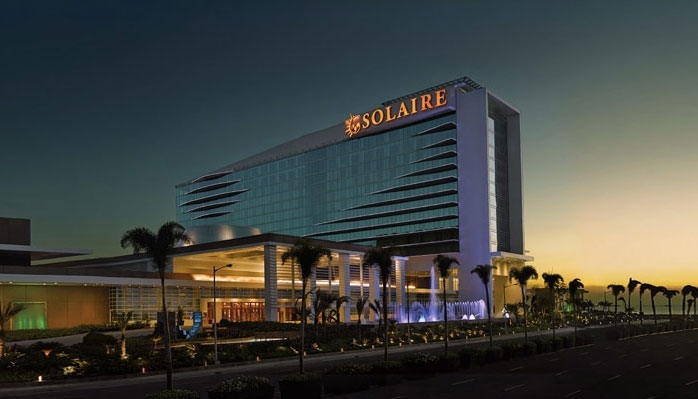 Solaire Resort & Casino Paranaque