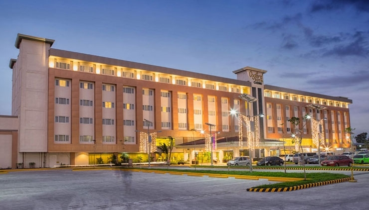 Angeles city Oxford Hotel & Casino