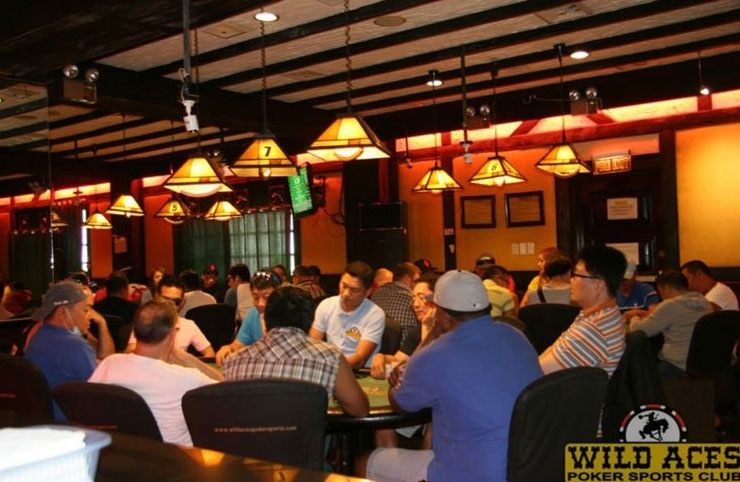 Angeles City Wild Aces Poker Sports Club