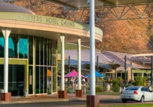 Lasseters Hotel Alice Springs