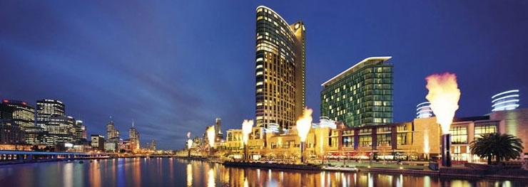Crown Towers Hotel & Casino Melbourne