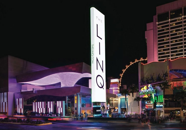 Las Vegas The LINQ Casino & Hotel