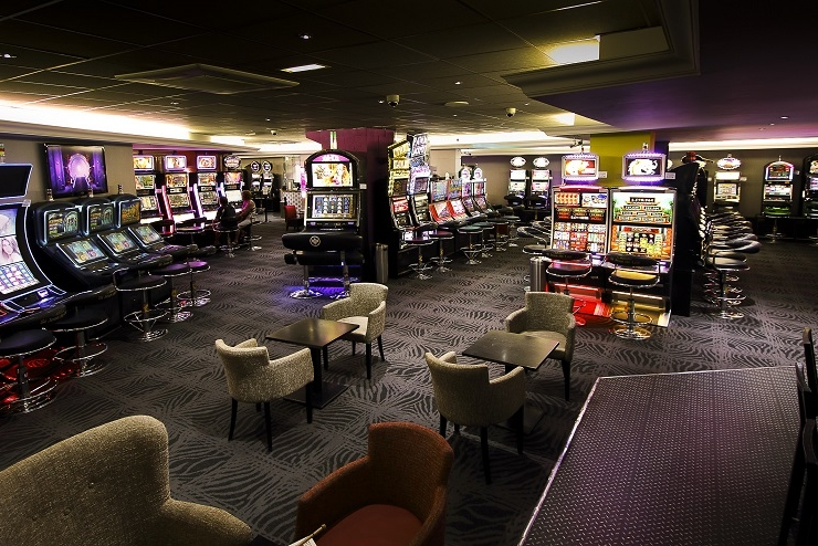 Restaurant Casino Saint Jean De Luz