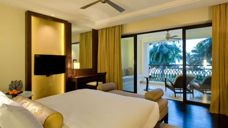 Grand Hyatt Goa Club View King Room