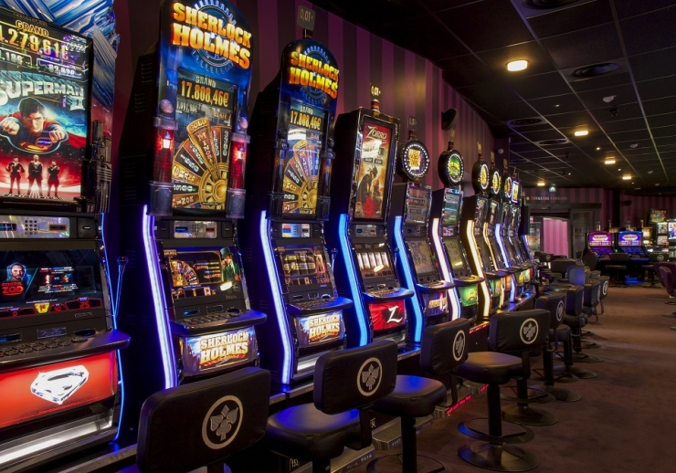 La Siesta Casino - Antibes - Province-Alpes