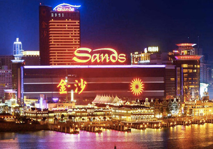 Sands Macau Casino & Hotel