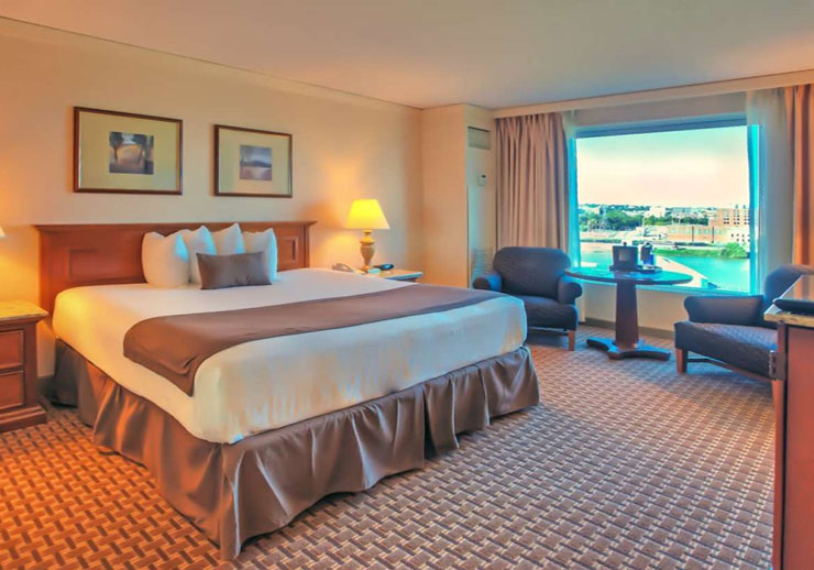Premium room - Council Bluffs Harrah's Casino & Hotel