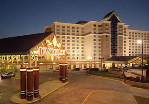 Bossier City Diamond jacks Casino