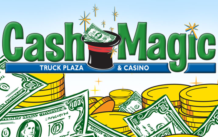 Vinton Cash Magic Texas Pelican Casino & Truck Plaza