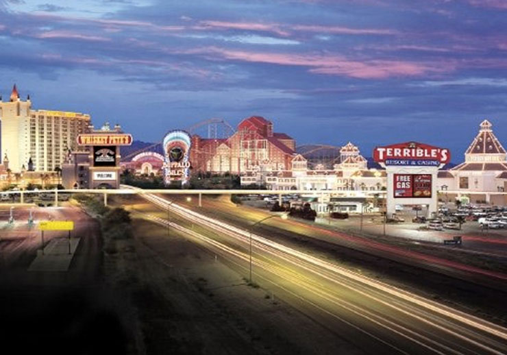 Primm Whiskey Pete's Casino